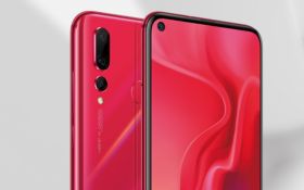Huawei's new Nova 4 has a Cutout in the Display for Housing the Selfie Camera